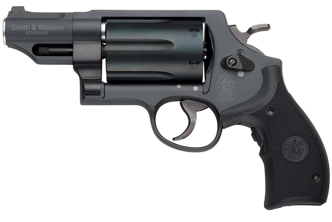 "<!DOCTYPE html> <html> <body> <p style=""font-family:arial;""> <p align=""left""> Action: Revolver<br /> Caliber:  .410 Gauge/.45 Colt/.45 ACP <br /> Finish/Color:  Matte Black Finish <br /> Barrel length: 2.75 Inch Barrel <br /> Rounds: 6 Rounds </br/> Synthetic Grip <h1 style=""color:green"">$799.95 </h1> </p></body></html>"