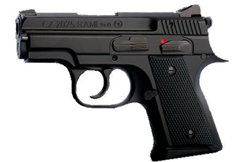 "<!DOCTYPE html> <html> <body> <p style=""font-family:arial;""> <p align=""left""> Size: Compact Caliber: 9mm <br /> Capacity: 10 Rounds <br/> Barrel length: 3″ Inch<br /> Finish/Color: Black<br/> Frame/Material: Alloy<br/> Grips/Stock: Plastic<br/>  Sights: Fixed Sights<br/>  Rubber Grips<br/> Comes with 2 mags </br/> <h1 style=""color:green"">$599.95</h1> </p></body></html>"