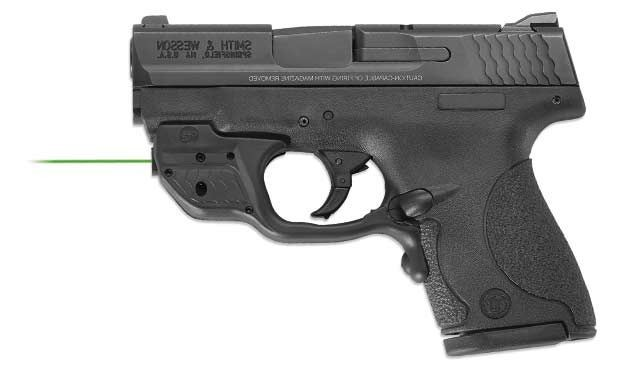 "<BODY><P STYLE=""FONT-FAMILY:ARIAL;""><P ALIGN=""LEFT""> 	  Caliber-Gauge: 9MM LUGER</BR> Finish: Armornite</BR> Barrel Length: 3.1</BR> Capacity: 8</BR> Features: Green Laser</BR> Made in the USA</BR> Barrel Length Range: 3 to 3.9</BR> <H1 STYLE=""COLOR:GREEN"">$649.00</H1></P></BODY></HTML>"