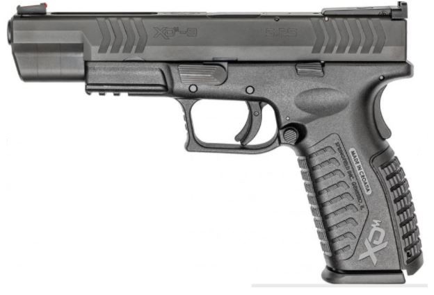 """<BODY><P STYLE=""""FONT-FAMILY:ARIAL;""""><P ALIGN=""""LEFT""""> •Model: XDM Competition</BR> •Action: Semi-automatic</BR> •Type: Striker Fired</BR> •Size: Longslide</BR> •Caliber: 9MM</BR> •Barrel Length: 5.25""""</BR> •Frame/Material: Polymer</BR> •Finish/Color: Black</BR> •Capacity: 10Rd</BR> •Accessories: 3 Mags</BR> <H1 STYLE=""""COLOR:GREEN"""">$729.95</H1></P></BODY></HTML>"""