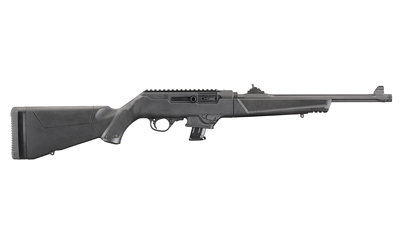 "Ruger PC Carbine,</br>9mm, 16.12"" bbl</br> Takedown, Adjustable Ghost Ring Rear Sight and Protected Blade Front Sight</br>10 Round Mag</br>"